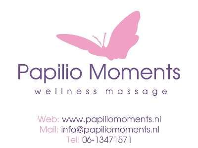 Papilio Moments - Wellness Massage