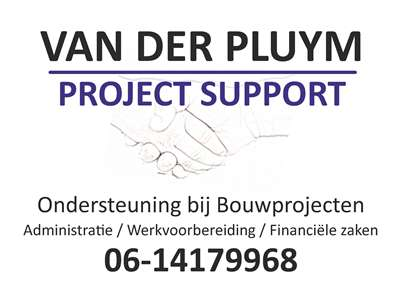 van der Pluym Project Support